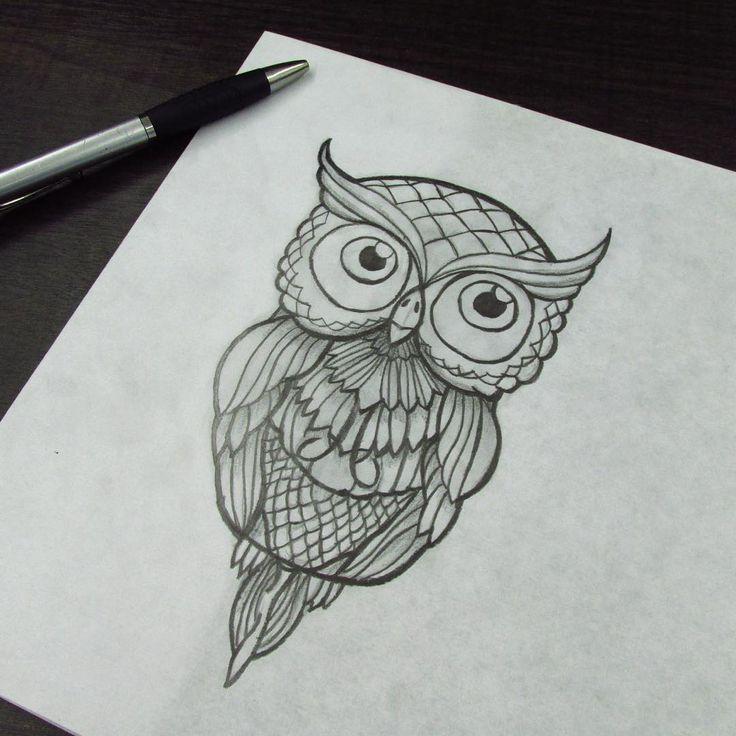 The 25 best Buho dibujo ideas on Pinterest  Dibujos de bho