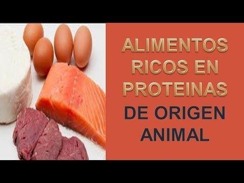 Alimentos Ricos En Proteinas - http://ganarmusculoss.blogspot.com  Fuentes de proteinas de origen animal de calidad que son indispensables para el crecimiento muscular. Para tener éxito a la hora de ganar musculo y fuerza hay que hacer 2 cosas, entrenar bien y comer bien.