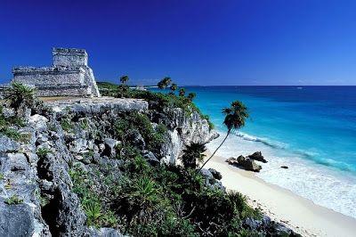 Tulum el sitio mas espectacular de toda la Riviera Maya