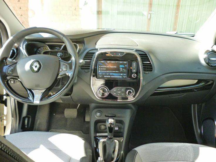 Motor Proyect: Prueba: Renault Captur 120 TCe EDC