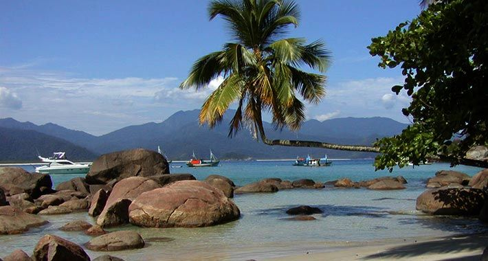 Praia do Aventureiro - Ilha Grande - Angra dos Reis - RJ