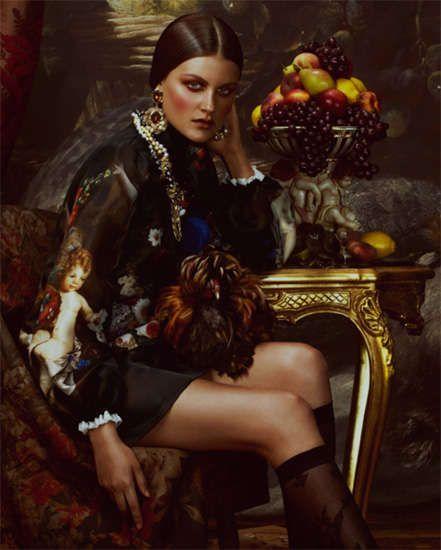 66 best modern victorian fashion images on pinterest for Modern baroque art