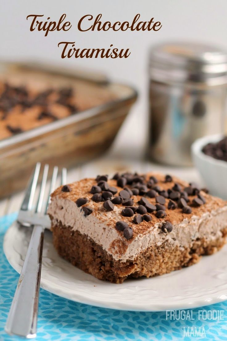 Best 25 Mini Chocolate Desserts Ideas On Pinterest
