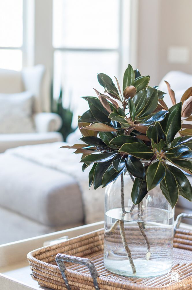 Decor For Dining Table In 2020 Magnolia Home Decor Magnolia Decor Magnolia Centerpiece