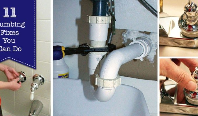 Plumbing Fixes You Can Complete Leaky Faucet Tub Faucet Pop Up