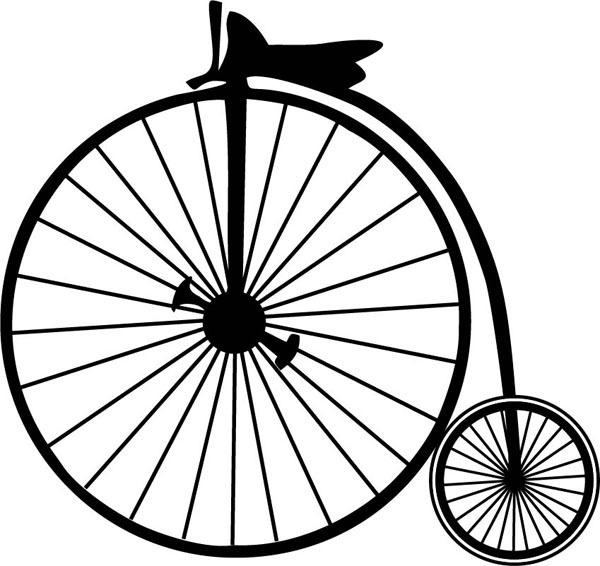 17 mejores im genes sobre siluetas en pinterest rboles for Bicicletas antiguas nuevas