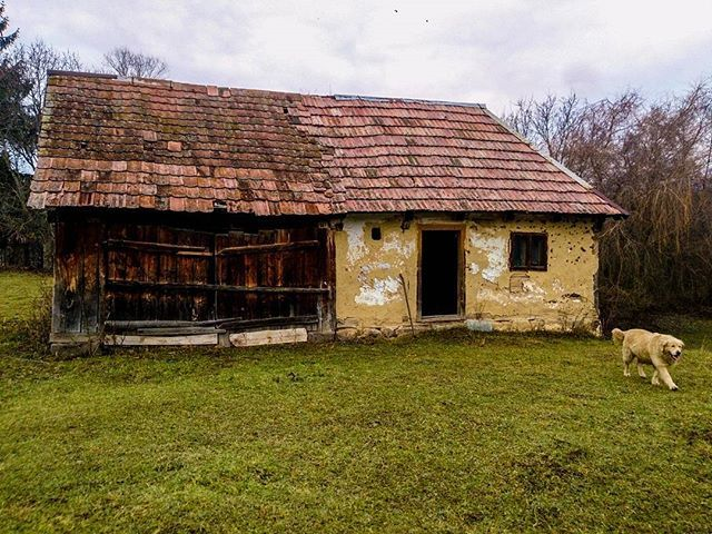 #vatava #oldhouse #countryside #abandonedhouse