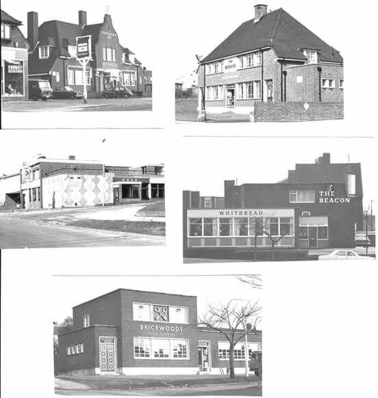 Paulsgrove pubs 1970s