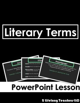 The Broadview Pocket Glossary of Literary Terms   Broadview Press Pinterest