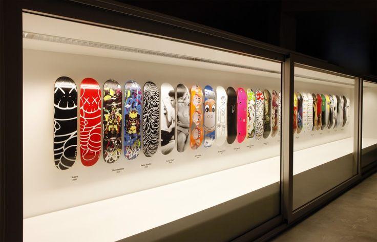 Skateboard Artists' Series