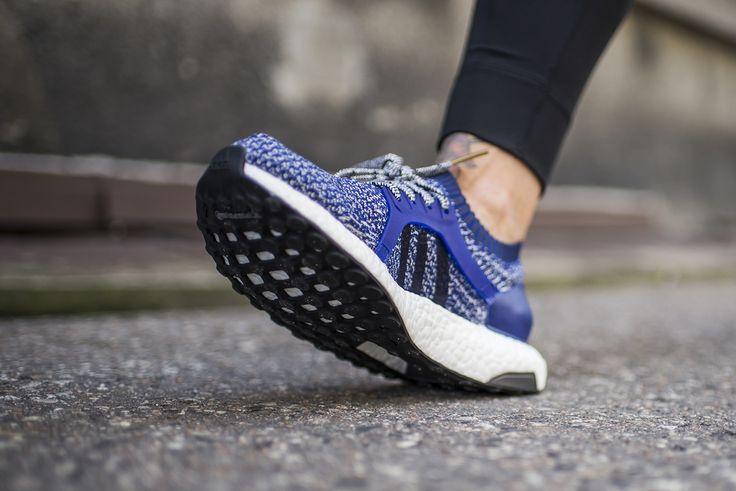 #Adidas #UltraBoostX to buty treningowe skonstruowane z myślą o kobietach. Ten model to idealne połączenie bardzo dobrej amortyzacji i komfortu, które nie ograniczają szybkości🏃