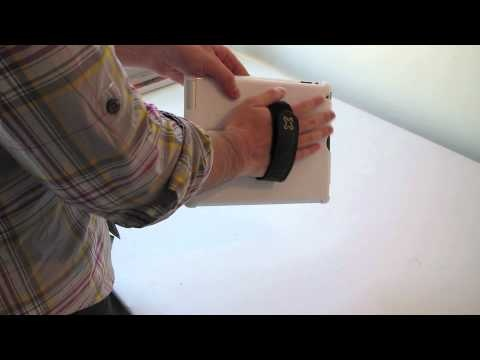 Hand strap for the iPad: Walle Handstrap, Wall Handstrap