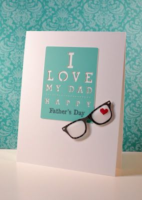 Three In the Nest Creations: Spectacular Spectacles Chrissy cards blogspot