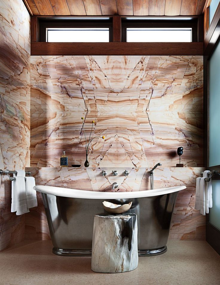 iu0027ve seen modern bathrooms before but never anything like thisu2026 this symmetrical