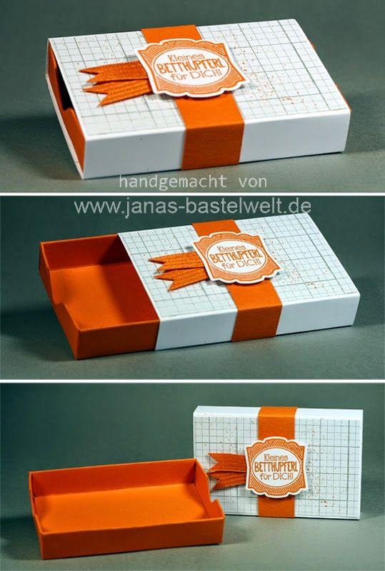 Janas Bastelwelt - Unabhängige Stampin' Up! Demonstratorin: MMC: Verpackung