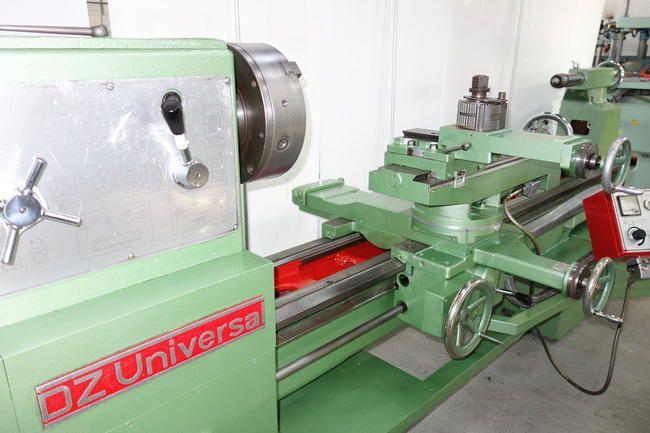 Universal Drehmaschine, Drehbank Zimmermann DZ 2000