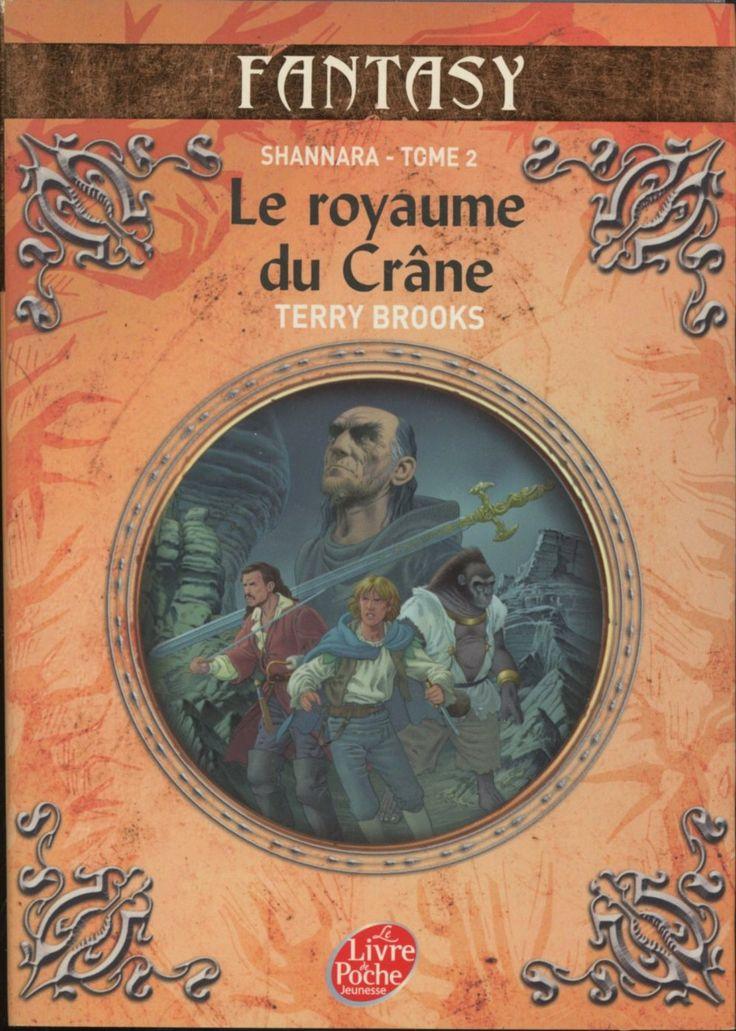 Philippe Munch - Terry Brooks Hachette Livre de Poche Jeunesse Fantasy 2006