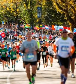 TCS New York City Marathon :: Marathon Tours New Zealand