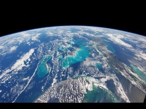 Earth Seen From Space Station ISS [In Real Speed HD]
