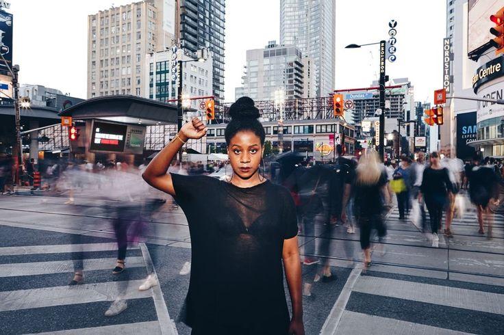 for Black Lives Matter  Toronto in 2018