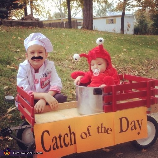catch of the day halloween costume contest at