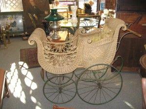 Старинные детские коляски. - Интересное и забытое - быт и курьезы прошлых эпох.