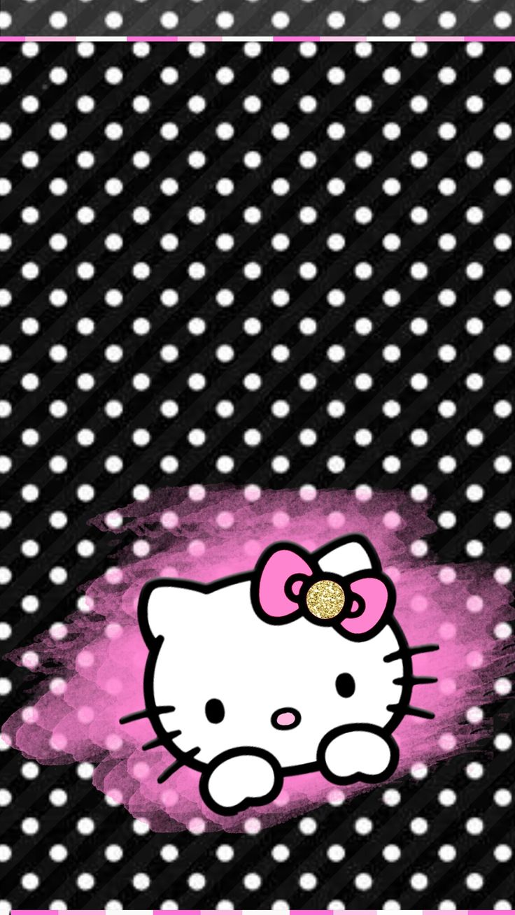 wallpaper iphone 5 pink kitty - photo #4