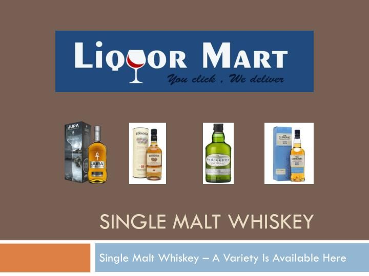Liquor Mart offers a variety of branded single malt whiskey and other types of wine gifts in NZ at very reasonable prices. Choose and place your order online. Read more:-   https://liquormart.co.nz/collections/single-malts