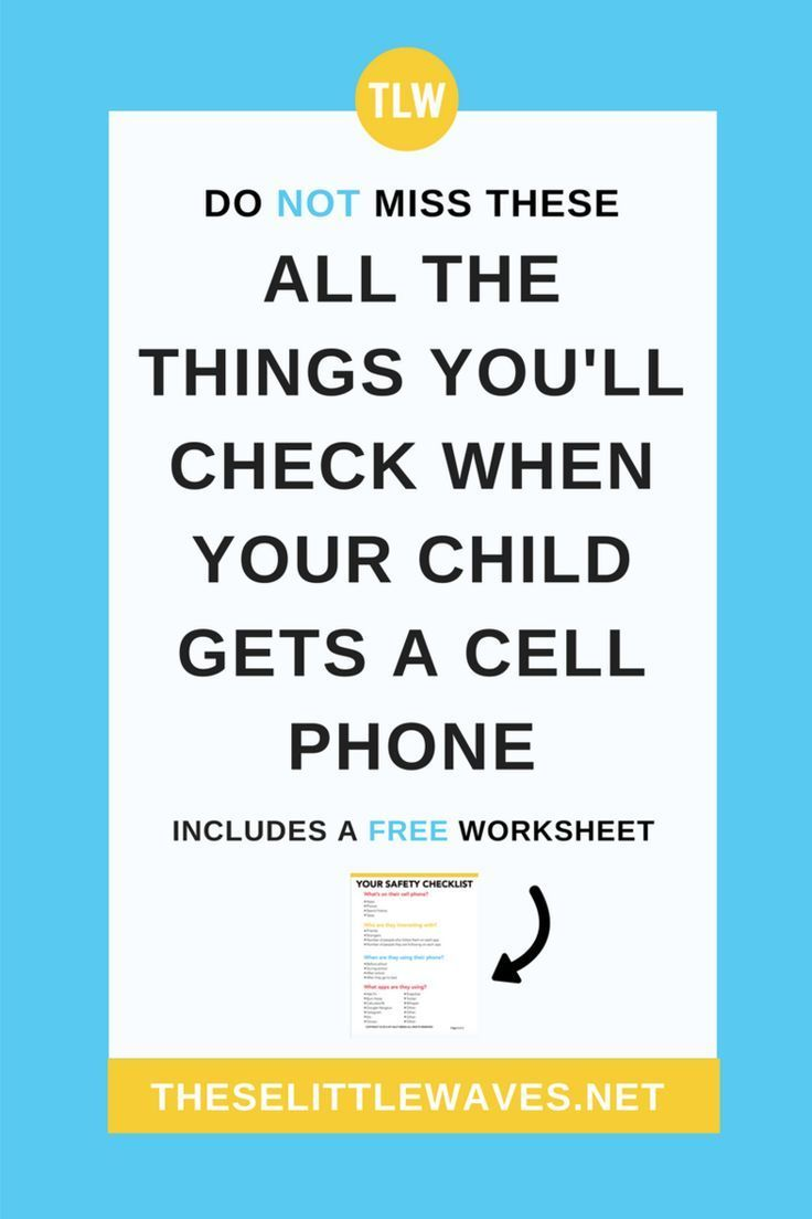 Internet safety for kids // How do I keep my kid safe online? This has to be the number question that parents and teachers are asking today. This FREE checklist is really detailed and specific and shows what to check to keep kids safe online!