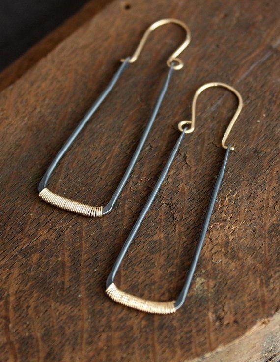 earrings - Marja Germans Gard