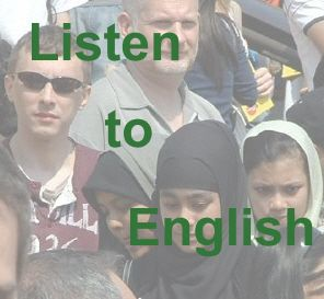 Short 5 mins British English + vocabulary, quizes & exercises.