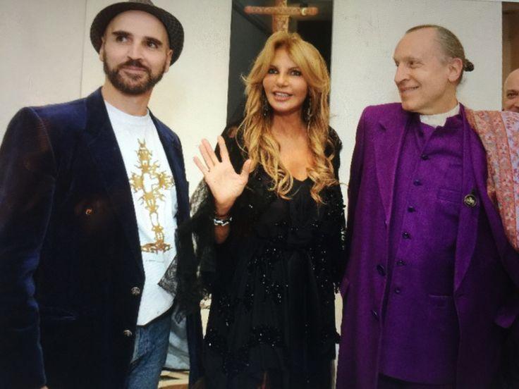 Mostra di Mataro da Vergato nella galleria Onepieceart con Luigi Ontani e Olimpia Orsini