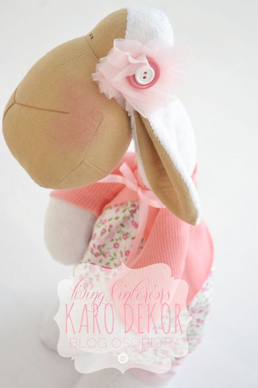 sheep, pink, toy, cuddly, white, easter