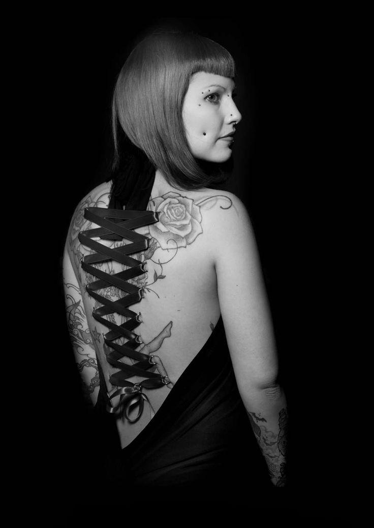 Nude woman with corset piercings, jenni rivera sex pron