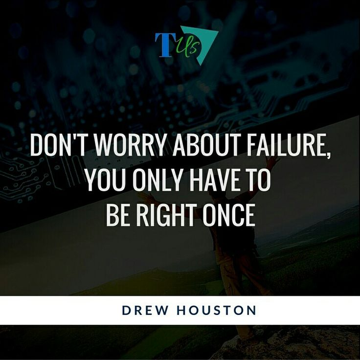 #Failure