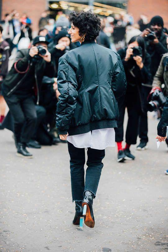 Die schönsten Street-Styles aus London / Mode-Trends / Mode / Vogue - VOGUE