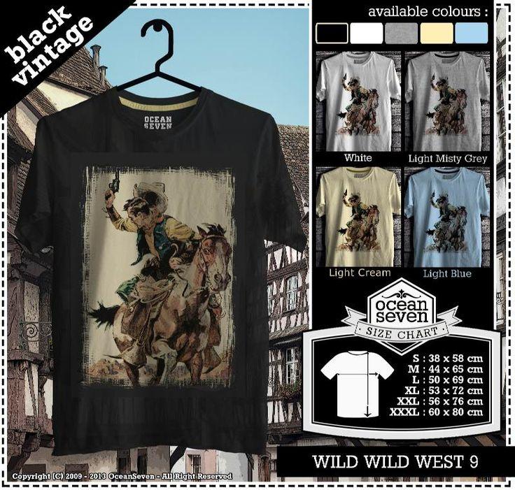 Kaos Cowboy | western | The wild Wild west 1