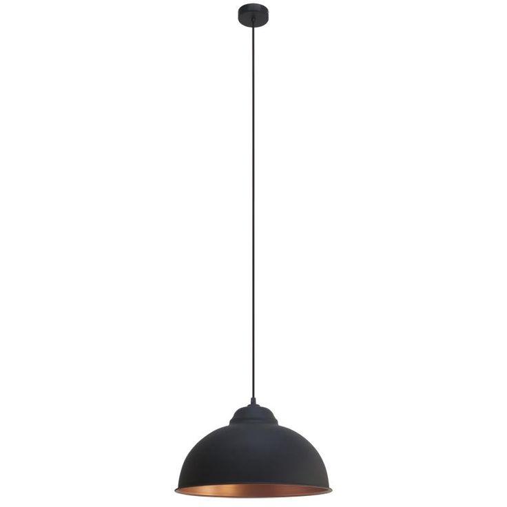 Lampy wiszące metalowe - swiatloistyl.pl