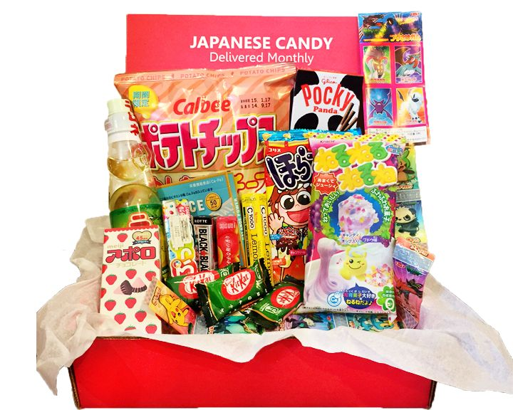Enter To Win Of Premium Crates Of Crazy And Fun Japanese Candy Snacks And Diy Kits From Japancrate