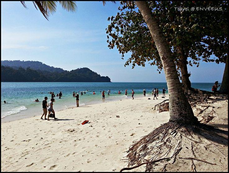 Pulau Beras Basah (Beras Basah Island), Langkawi, Malaysia.