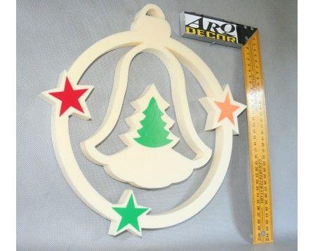 Bombka Ze Styroduru (NA ZAMÓWIENIE) nr 11 - ARQ - DECOR | Pracowania Dekoracji ARQ DECOR