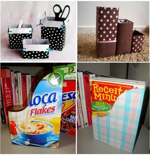 Diy paper boxes creative ways to organize kids room diy pinterest creative diy room - Diy projects with a cardboard box boundless creativity ...