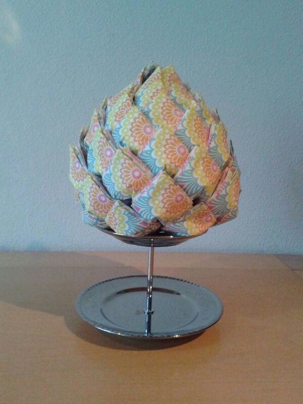 Servetten op een andere manier presenteren voor op een feestelijke tafel decoration pinterest - Feestelijke tafels ...