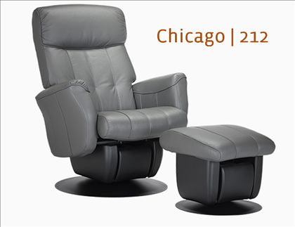 leather glider chair dutailier chicago 212 leather avantglide glider with 16636 | e5751b67d391198eae46cca6e2ecdd95