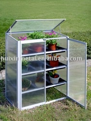 best seller flower standing used aluminium greenhouse frames for sale hx64224 view used greenhouse frames for sale huixin metal product details from