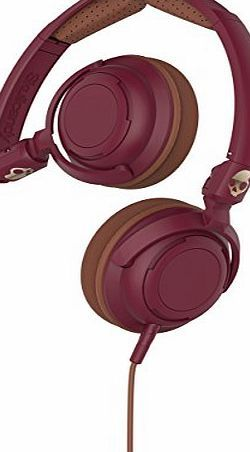 Skullcandy Lowrider On-Ear Audio Headphones with Microphone - Maroon/Brown/Copper No description (Barcode EAN = 0878615067608). http://www.comparestoreprices.co.uk/december-2016-week-1-b/skullcandy-lowrider-on-ear-audio-headphones-with-microphone--maroon-brown-copper.asp