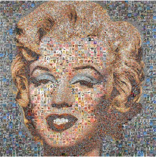 Marilyn Monroe X-Rated (by tind)