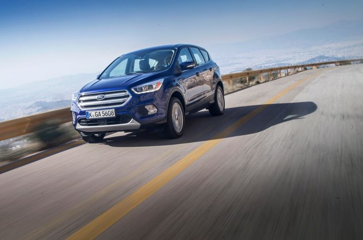 Odświeżony model Ford Kuga otwiera nowy rozdział https://www.moj-samochod.pl/Nowosci-motoryzacyjne/Odswiezona-druga-generacja-modelu-Ford-Kuga-juz-od-97-950-zl #Ford #FordKuga #Kuga #EcoBoost #SUV #TDCI