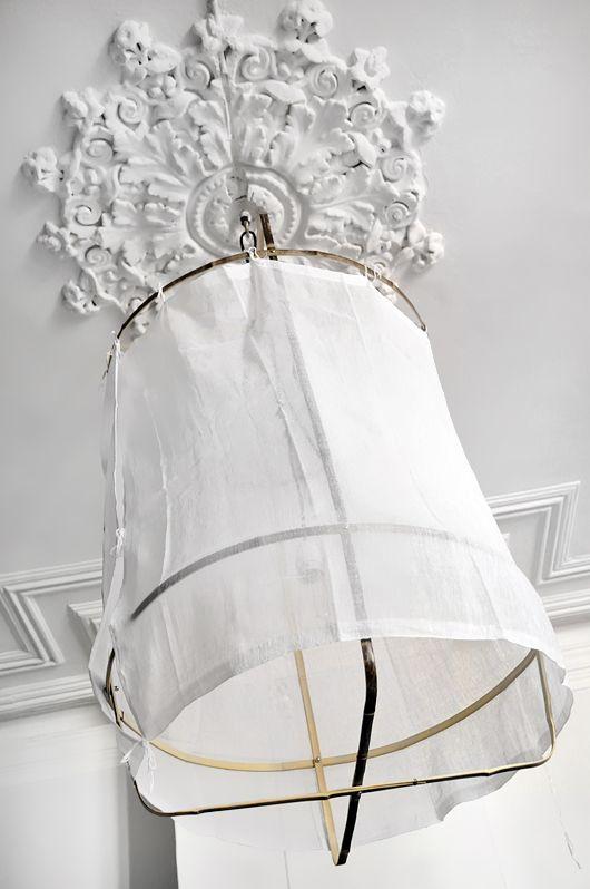 Frida's (from Trendenser.se) new lamp