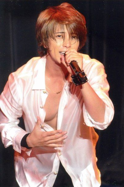 Yamashita Tomohisa. 2013 A Nude Concerts Papa Pics